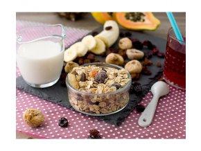 Bezva müsli 45% ovoce bez lepku (hmotnost 1000 g)