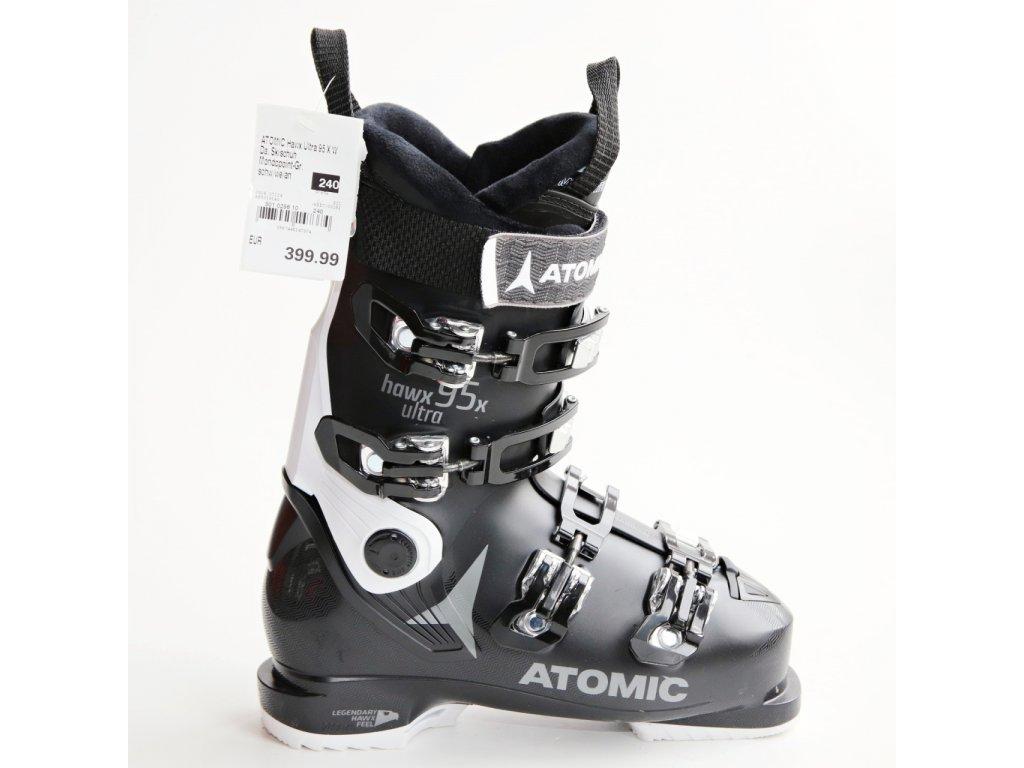 ATOMIC HAWX ULTRA 95X 2019 vel. 37 EUR/ 24 cm