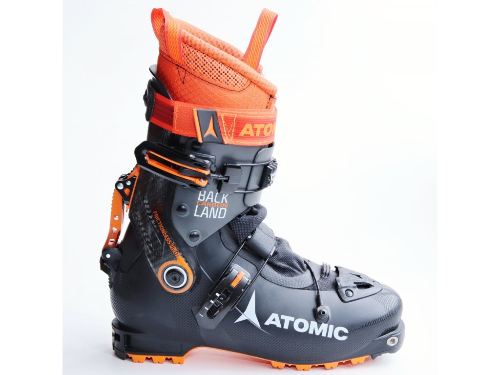 ATOMIC BACKLAND CARBON vel.40 EUR/ 26 cm