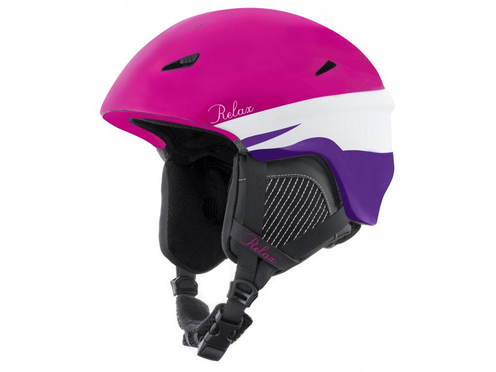 RELAX WILD RH17N lyžařská helma