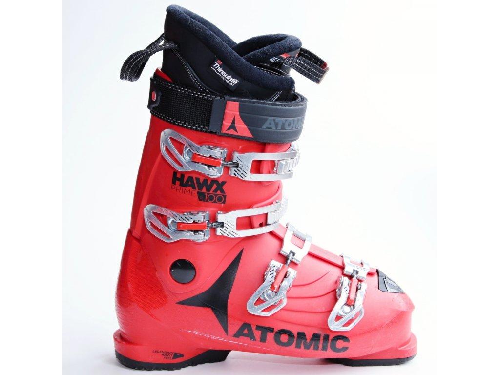 ATOMIC HAWX PRIME R100 2016/2017 vel. 44 EUR/ 28,5 cm