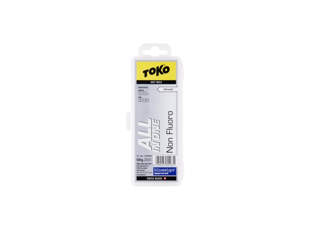 vyr 53414toko nf all in one hot wax vosk 120 g 0
