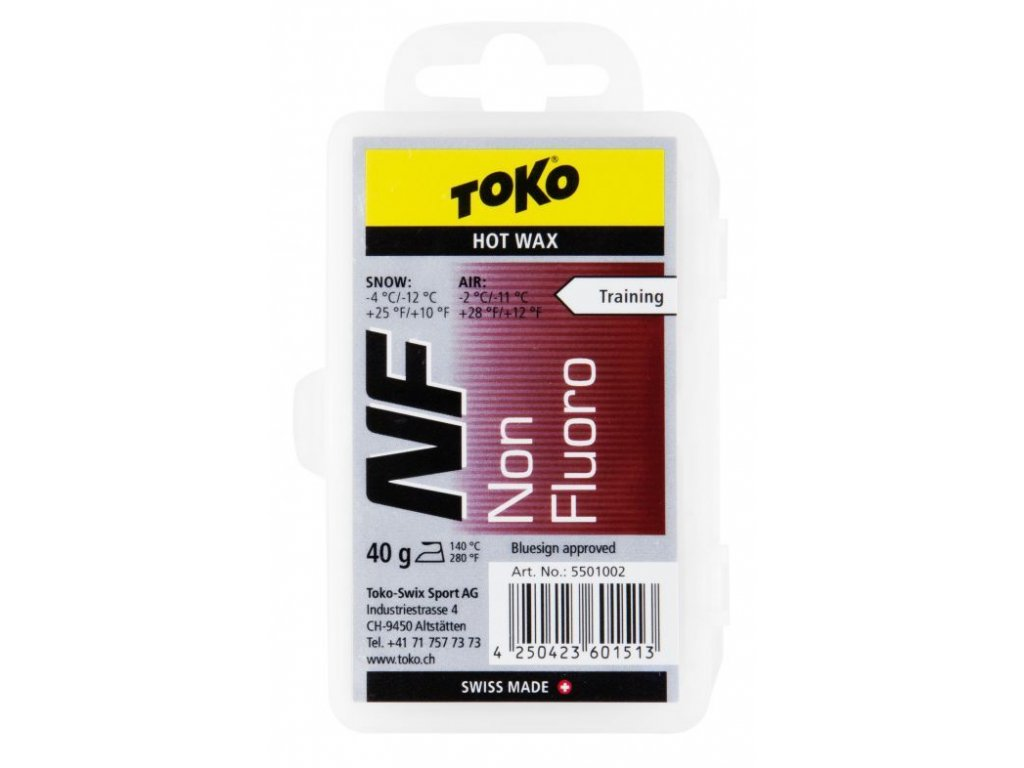 toko nf hot wax red 40g 13