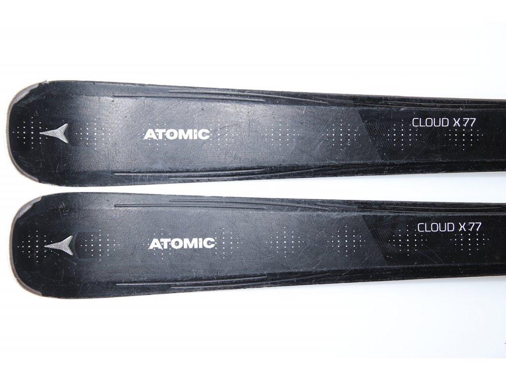 ATOMIC CLOUD X 77 160 cm, rok 2018