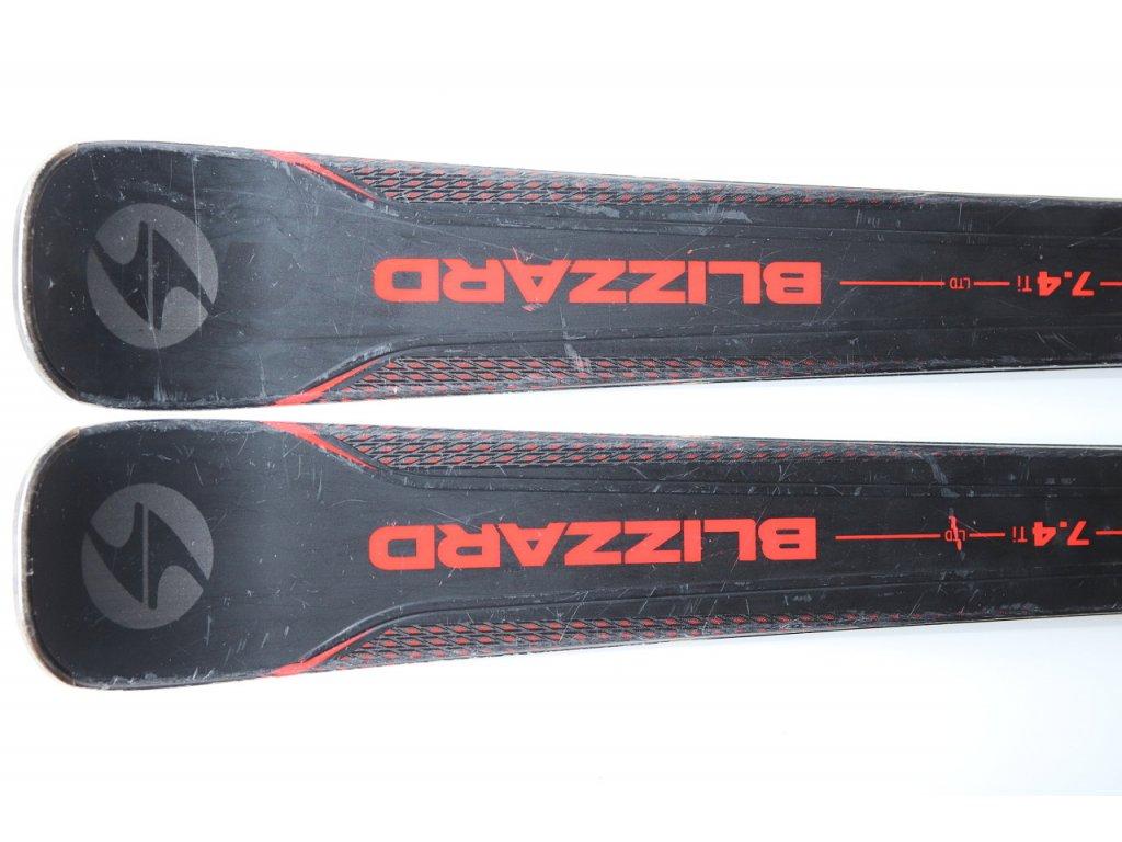Blizzard Quattro 7.4 Ti 174 cm, rok 2019