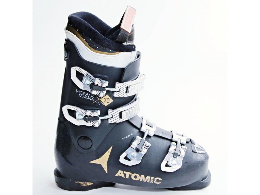 Atomic hawx magna RS 70 W vel. 41 EUR/ 26,5 cm