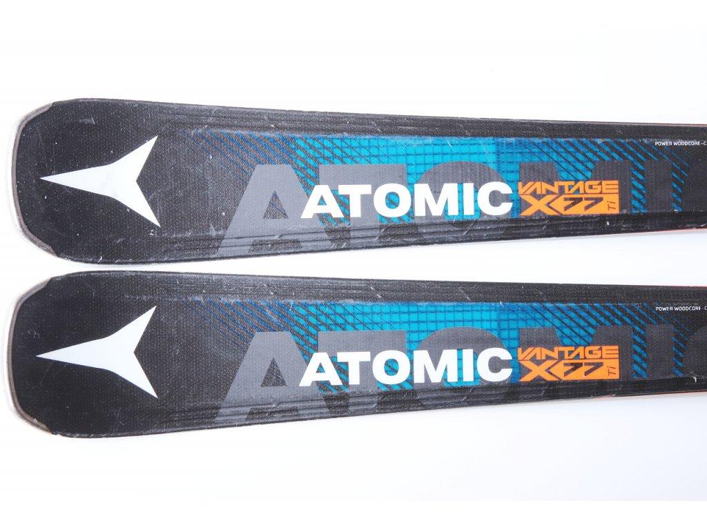 ATOMIC VANTAGE X 77 TI 171 cm, rok 2017