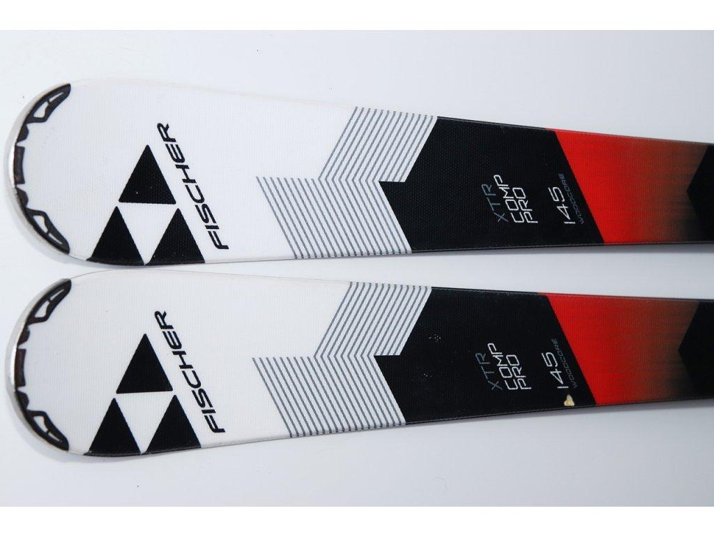 FISCHER XTR COMP PRO 145 cm, rok 2018