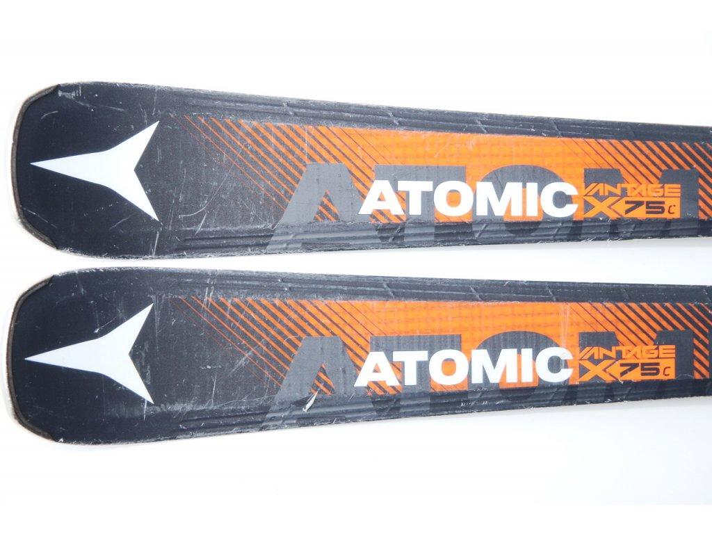 ATOMIC VANTAGE X 75 C 163 cm, rok 2017