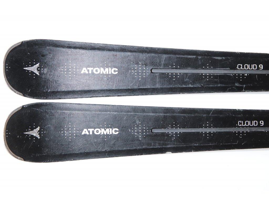 Atomic cloud 9