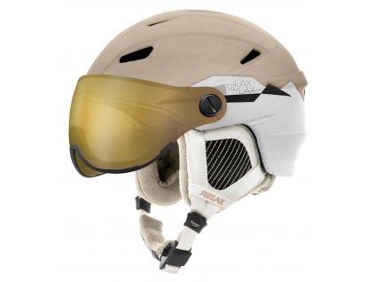 RELAX STEALTH RH24K lyžařská helma