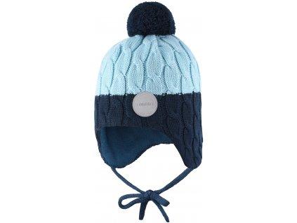 REIMA NUNAVUT dětská zimní čepice 50 cm