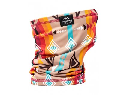 damske nakrcniky horsefeathers neck warmer printed azteca 3 thumb 1