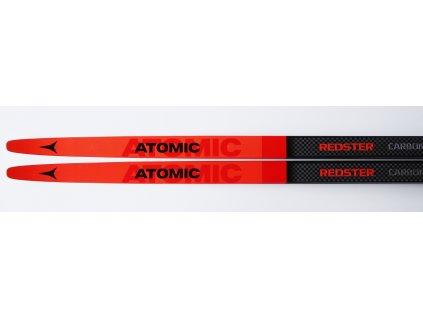 ATOMIC REDSTER S9 CARBON 186 cm 2019-2020 + vázání - Závodní běžky