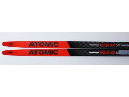 ATOMIC REDSTER S9 CARBON hard 192 cm 2018-2019 + vázání - Závodní běžky