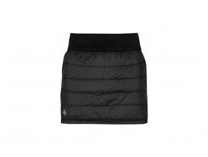 Matira-w dámská zateplená sukně černá