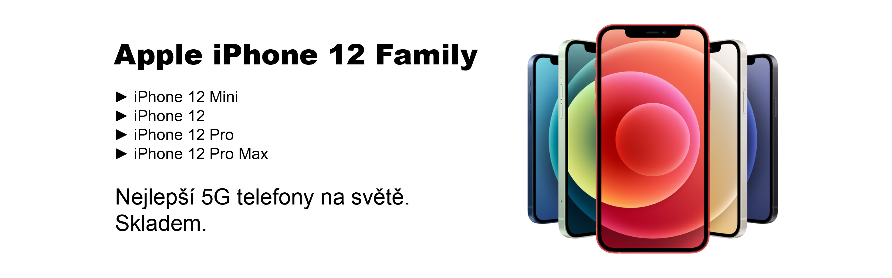 iPhone 12 Family