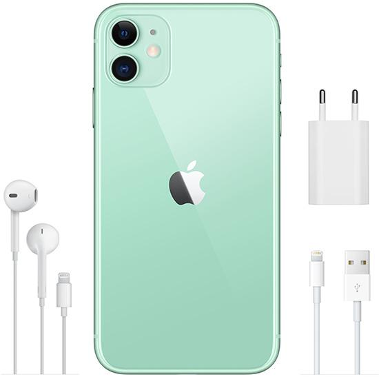 Apple iPhone 11 zelený 4