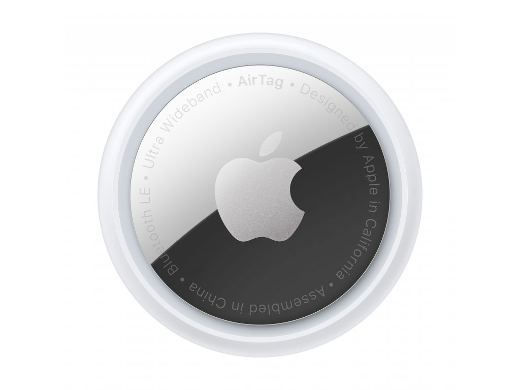 AirTag White Pure Front Screen USEN