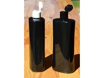 Lahev černá 500 ml
