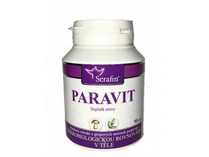 PARAVIT (90 kapslí)