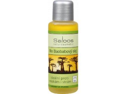Bio baobabový olej 50 ml
