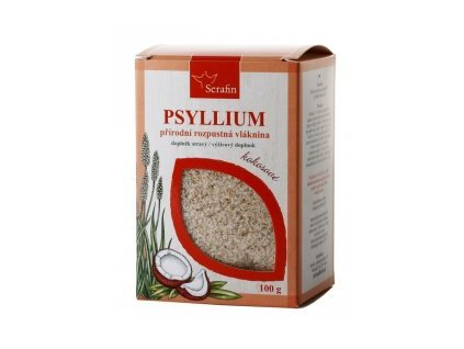 Psyllium kokos