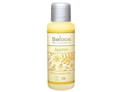 Jasmín tělový a masážní olej 50 ml