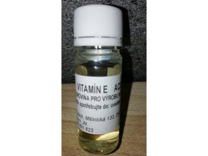Vitamín E Acetát