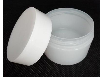 KOLAPS lékárenská mléčná 50 ml dvouplášťová bílé víčko 2