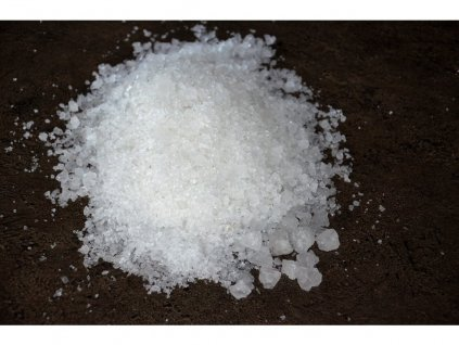 Řecká jedlá sůl z mořských odparek solné květy