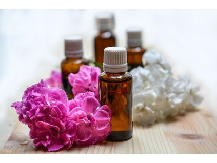 parfémy a silice