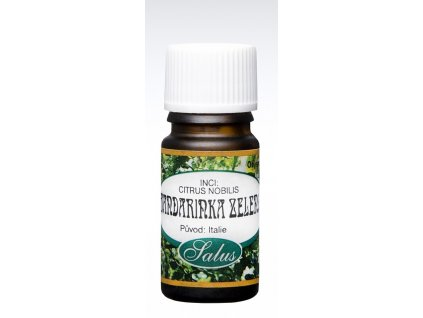 Mandarinka zelená 5ml