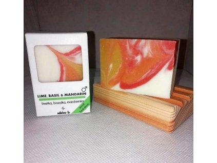 Lime, basil mandarin copy