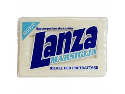 Lanza Marsiglia Marseillské mýdlo na praní 250 g
