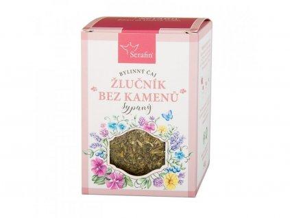 Bylinný čaj ŽLUČNÍK BEZ KAMENŮ sypaný nebo porcovaný 2