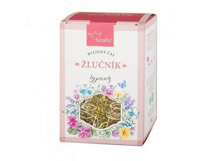 Bylinný čaj ŽLUČNÍK sypaný nebo porcovaný 2