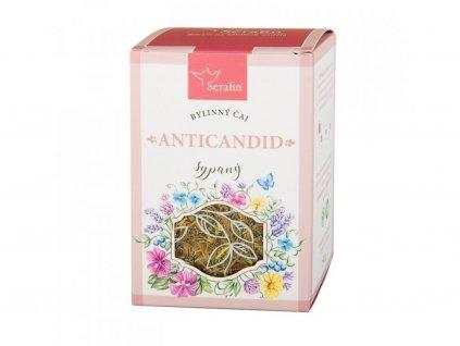 Bylinný čaj ANTICANDID sypaný nebo porcovaný2