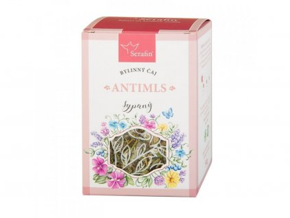 Bylinný čaj ANTIMLS sypaný nebo porcovaný2