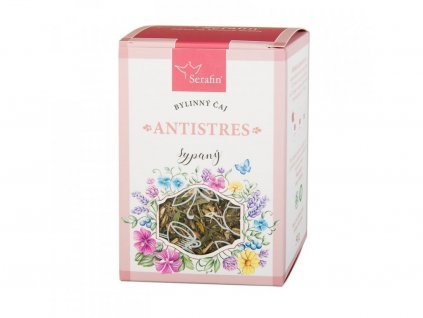 Bylinný čaj ANTISTRES sypaný nebo porcovaný2
