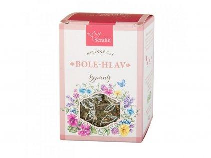 Bylinný čaj BOLEHLAV sypaný nebo porcovaný1