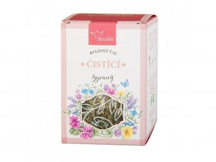 Bylinný čaj ČISTÍCÍ sypaný nebo porcovaný2