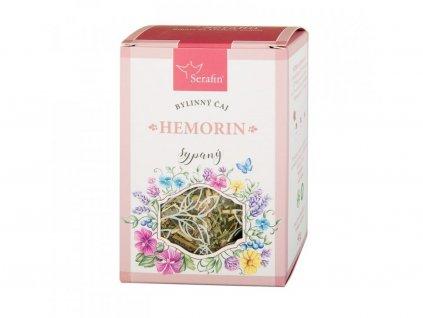Bylinný čaj HEMORIN sypaný nebo porcovaný2