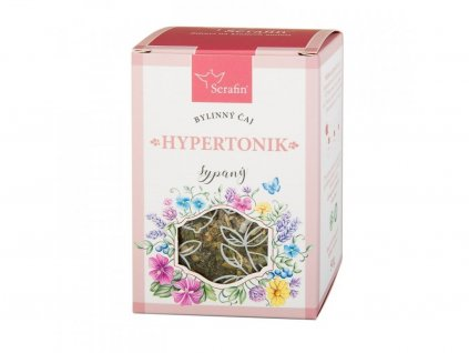 Bylinný čaj HYPERTONIK sypaný nebo porcovaný2