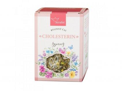 Bylinný čaj CHOLESTERIN - sypaný nebo porcovaný