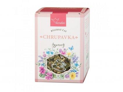 Bylinný čaj CHRUPAVKA sypaný nebo porcovaný2