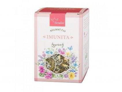 Bylinný čaj IMUNITA sypaný nebo porcovaný2