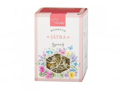 Bylinný čaj JÁTRA sypaný nebo porcovaný2