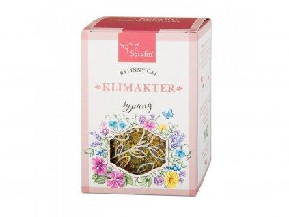 Bylinný čaj KLIMAKTER sypaný nebo porcovaný2