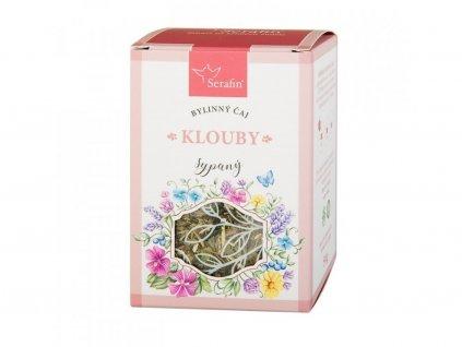 Bylinný čaj KLOUBY sypaný nebo porcovaný2